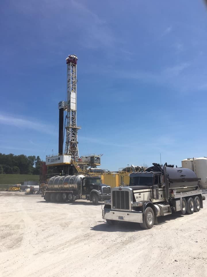 Dow Cameron Oil And Gas Oilfield Services Ohio